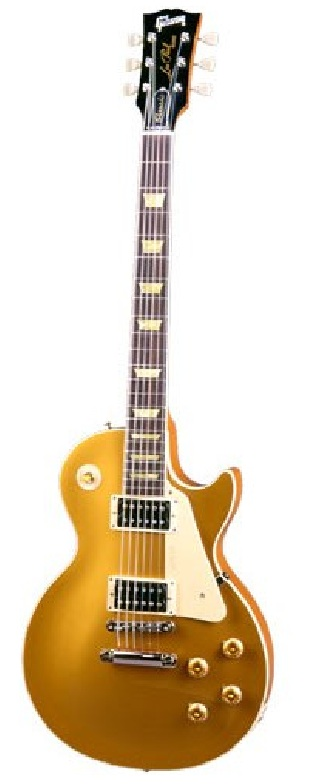 Les Paul 1960 reissue goldtop